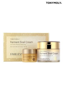 TONYMOLY Timeless Ferment Snail Cream with Free Ferment Snail Eye Cream 20ml