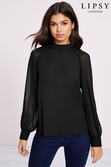 Lipsy High Neck Top