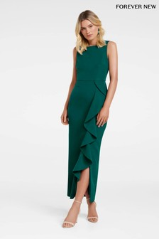 Forever New Sculptured Maxi Dress