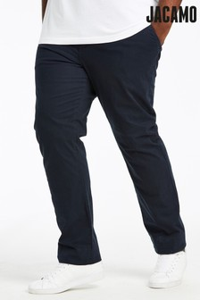 Jacamo Plus Size Basic Chinos