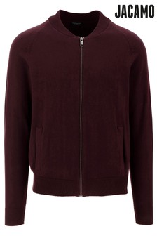 Jacamo Plus Size Cotton Bomber Jacket