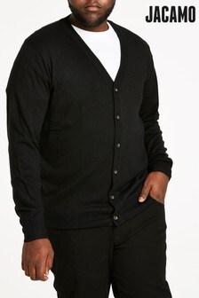 Jacamo Plus Size Button Cardigan
