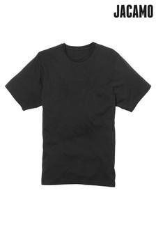 Jacamo Plus Size Crew T-Shirt
