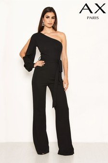 AX Paris Split Sleeve Jumpsuit