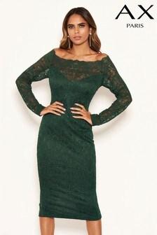 AX Paris Off Shoulder Lace Dress