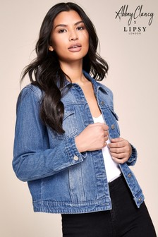 Abbey Clancy x Lipsy Denim Jacket