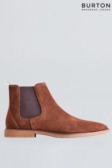 Burton Suede Chelsea Boot