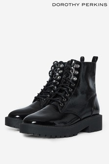 Dorothy Perkins Lace Up Boot