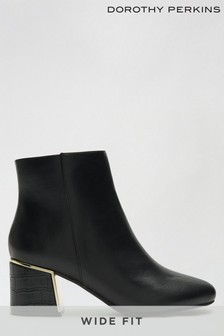 Dorothy Perkins Wide Fit Ankle Boot
