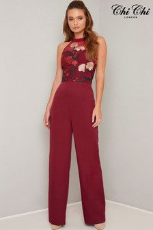 Chi Chi London Jannie Jumpsuit