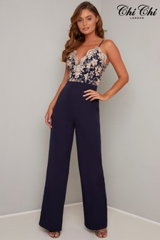 Chi Chi London Afia Jumpsuit