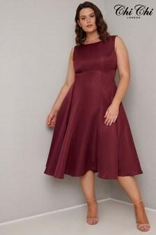 Chi Chi London Curve Anthara Dress