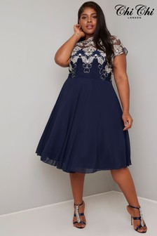 Chi Chi London Curve Riara Dress
