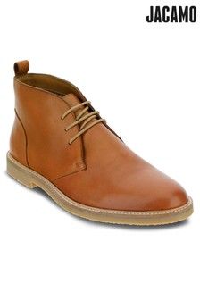 Jacamo Leather Chukka Boots