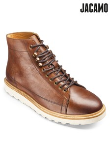 Jacamo Leather Monkey Boots