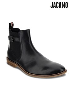 Jacamo Peter Werth Buckle Chelsea Boot