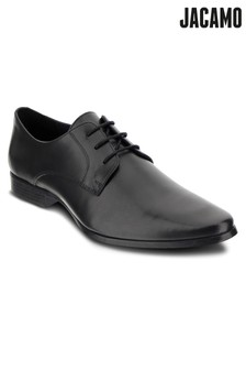 Jacamo Leather Formal Derby Shoes