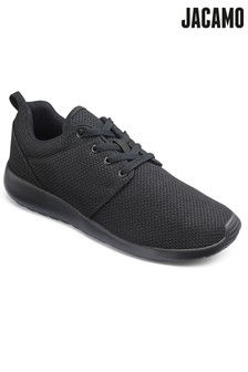 Jacamo Value Lace Up Trainers
