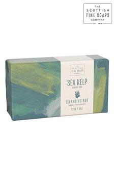 Scottish Fine Soaps Marine Spa Sea Kelp Cleansing Bar 220g