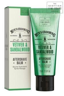 Scottish Fine Soaps Aftershave Balm 75ml Tube