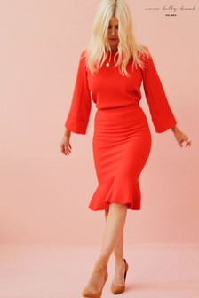 Never Fully Dressed Audrey Top & Skirt Set Co-ord