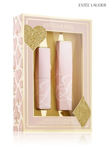 Estée Lauder Double Or Nothing Lip Care Set
