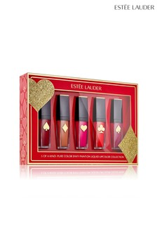 Estée Lauder Royal Flush Pure Colour Envy Paint-On Liquid Lip Collection