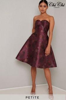 Chi Chi London Petite Huxley Dress
