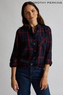 Dorothy Perkins Check Shirt