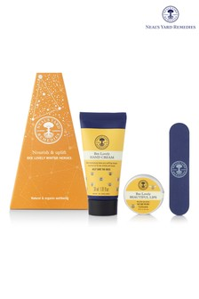 Neals Yard Remedies Nourish and Uplift Bee Lovely Winter Heros