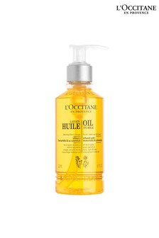 L'Occitane Cleansing Infusions Oil To Milk Makeup Remover 200ml