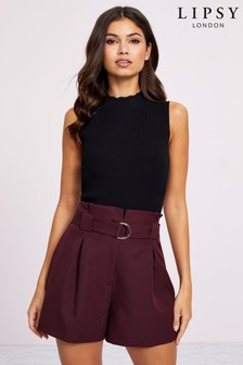 Lipsy Tailored Shorts