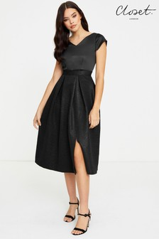 Closet 2-In-1 Dress