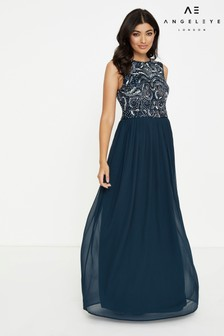 Angeleye Embellished Maxi Dress