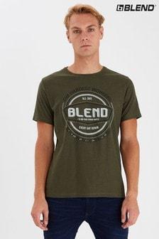 Blend Soft Touch Graphic Regular Fit T- Shirt