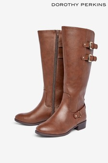 Dorothy Perkins Bellows Riding Boots