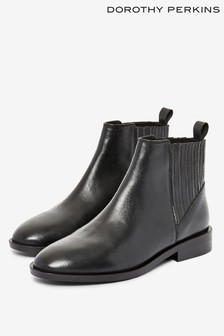 Dorothy Perkins Oslo Leather Chelsea Boot