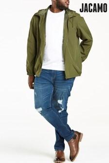 Jacamo Plus Size Lightweight Jacket