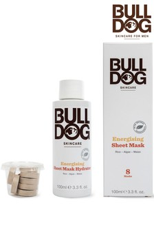 Bulldog Energising Sheet Mask