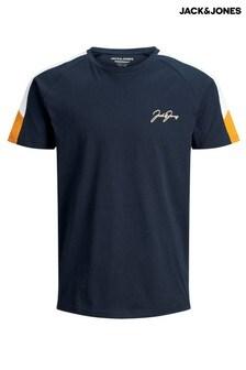 Jack & Jones Panel Logo T-Shirt