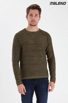Blend Marl Crew Neck Sweater