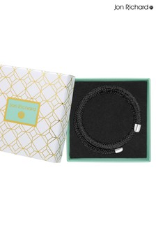 Jon Richard Crystal Sparkle Double Wrap Bangle - Gift Boxed