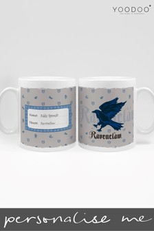 Personalised Harry Potter Ravenclaw House Mug By YooDoo