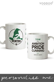 Personalised Harry Potter House Pride Slytherin Mug By YooDoo