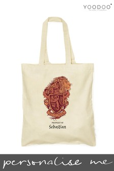 Personalised Harry Potter Gryffindor House Shopper By YooDoo