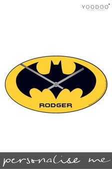 Personalised Batman Clock By YooDoo