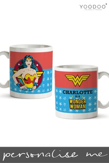 Personalised Wonder Woman Mug By YooDoo