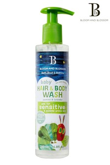 Bloom & Blossom The Very Hungry Caterpillar Baby Hair  Body Wash 200ml