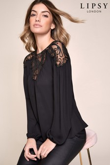Lipsy Artwork Blouse