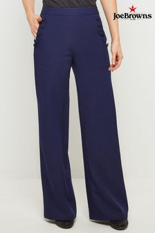 Joe Browns Heather's Wide Leg Trousers